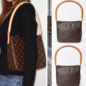 Authentic Neverfull type (Looping MM)